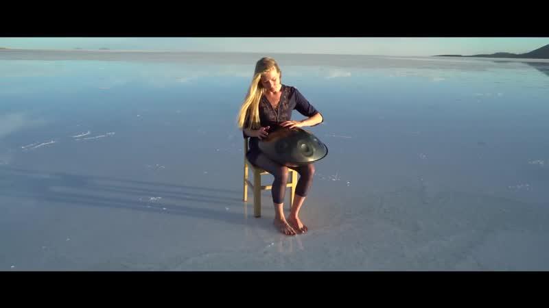 Kate Stone - UYUNI - Opsilon Handpan 13 tones