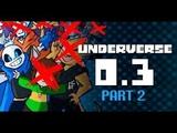 Underverse 0.3 Пробуждение Часть 2 (Озвучка)