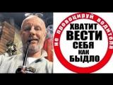 Гоблин - Про Стоп хам, Лев против и борьбу с нарушителями