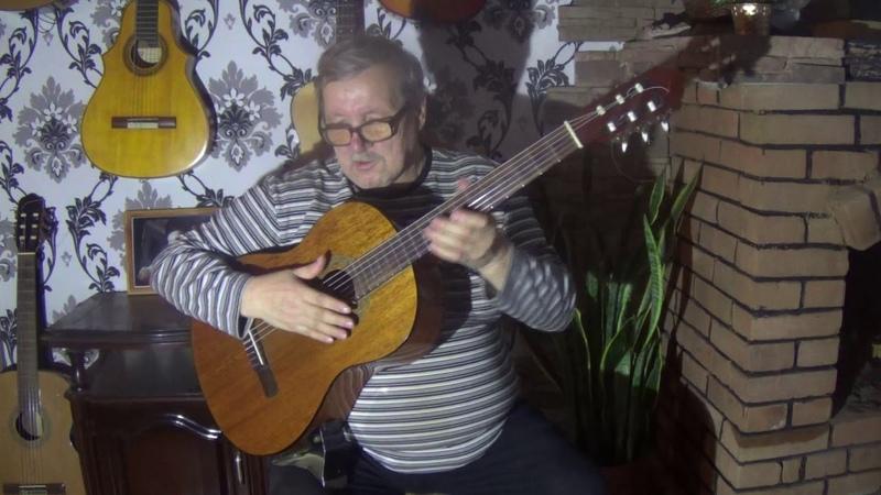 Классическая гитара Greg Bennett - USA (Индонезия)