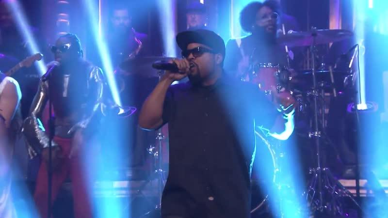 Ice Cube - That New Funkadelic Perfoms The Tonight Show|Jimmy Fallon