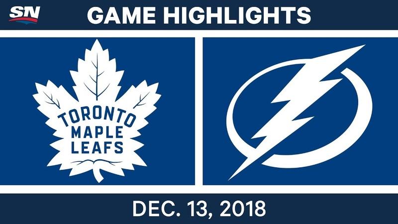 Торонто - Тампа, 14.12.2018. Обзор