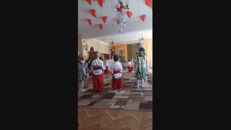 дет. сад Красная гвоздика2017г.