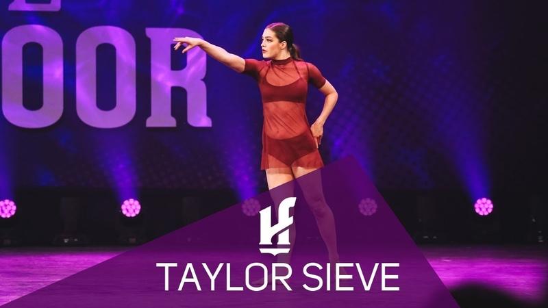 TAYLOR SIEVE | Hit The Floor Toronto HTF2018