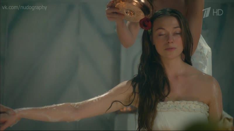 Александра Никифорова в сериале Султан моего сердца (2018) - Серия 3 (HDTV 1080i) Голая? Секси!