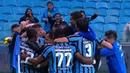 Gol de Barcos Gremio 1x0 Atlético-pr Campeonato Brasileiro