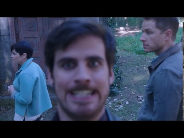 Colin O'Donoghue Bloopers Just Hold On