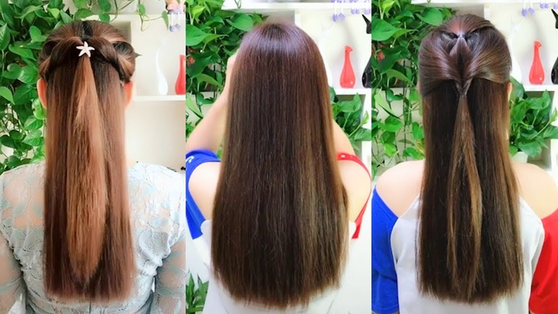Easy Hair Style for Long Hair | TOP 20 Amazing Hairstyles Tutorials Compilation 2018 | Part 221