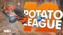 POTATO LEAGUE #12 | Rocket League Funny Moments & Fails