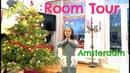 Рум Тур Room Tour 2019 ♡Oliva Mio ♡ House Tour Amsterdam Canal View
