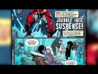 Железный Молот - Гибрид Железного Человека и Тора