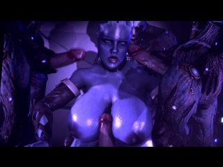 More husks (mass effect sex)