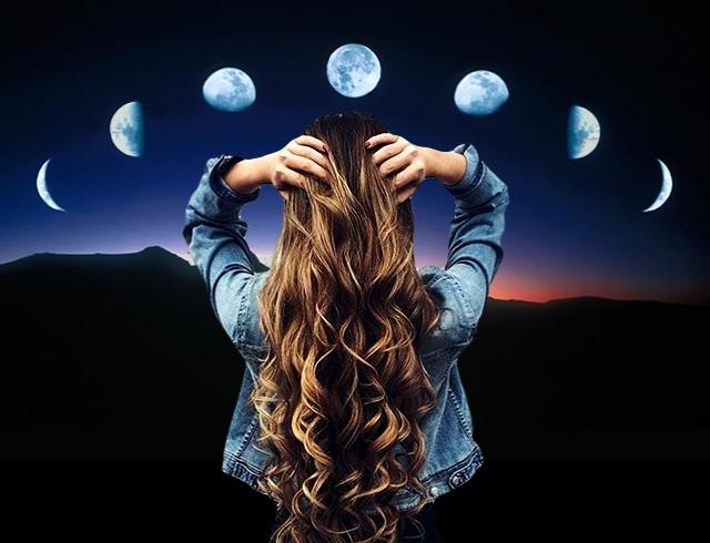 Лунный календарь стрижек: благоприятные дни в декабре 2018 года