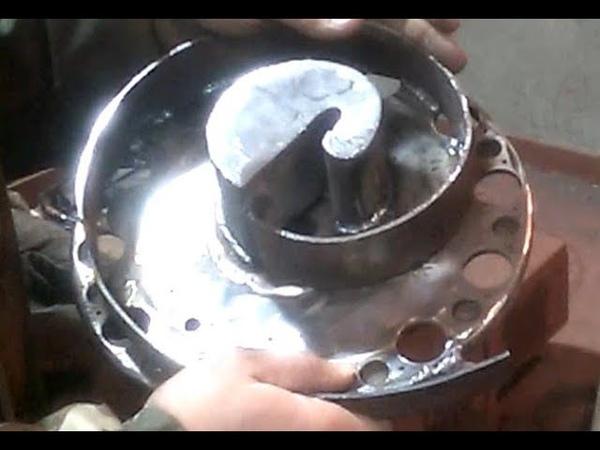 Улитка кондуктор для ковки Snail conductor for forging