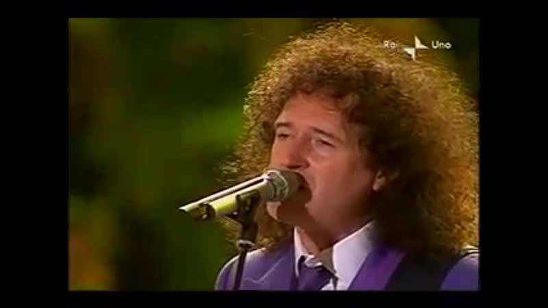 Queen Luciano Pavarotti - Too Much Love Will Kill You