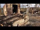 Чеченцы порезали башкир, баймакские башкиры долго не стали думать и сожгли машины и вагончики чеченцев