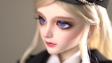 Ball Jointed Doll -360 rotate video of Scarlett Faust