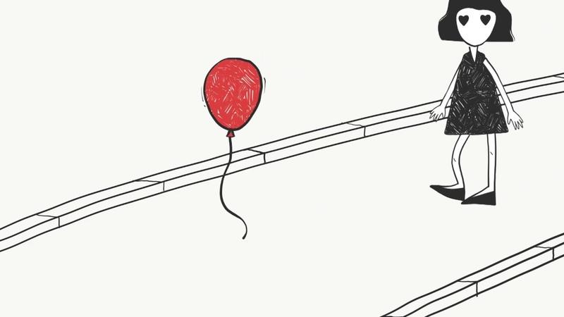 История про девочку Тоню и красные шарики 🎈