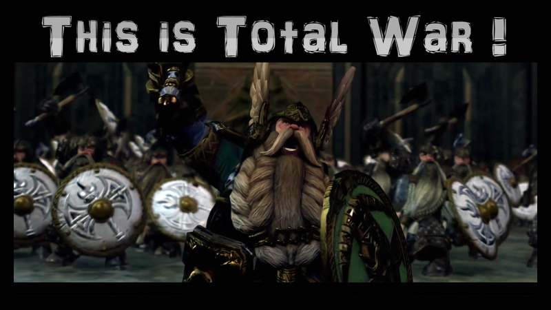 This is Total War Warhammer Tribute GMV