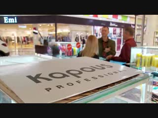 Kapous Center ТРЦ Кристалл