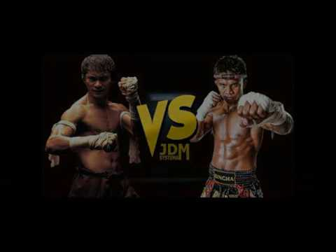 Tony Jaa vs Buakaw - Crazy Training Muay Thai Skills 2018 4