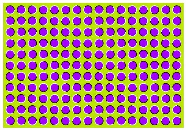 Оптические иллюзии профессора Акиоши Трудно поверить, что все картинки перед нами статичные изображения, а не анимация. Акиоши Китаока (itaoa Aiyoshi) является профессором факультета психологии