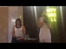 Творческий вечер Марии Кругликовой и Елены Джем в Пятигорске в кафе Happy Coffee 10 июля 2019
