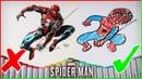 3 MARKER CHALLENGE SPIDER-MAN EDITION COPIC MARKER GIVEAWAY!! - ZHC