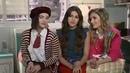 "Vilu sendo Tini on Instagram: ""Atrizes de BIA em uma entrevista falaram sobre Tini. tini tiniaserie vilusendotini martinastoessel cristina Qu"