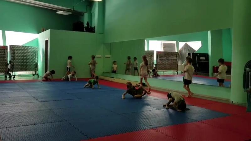 Детский фитнес в Ростках