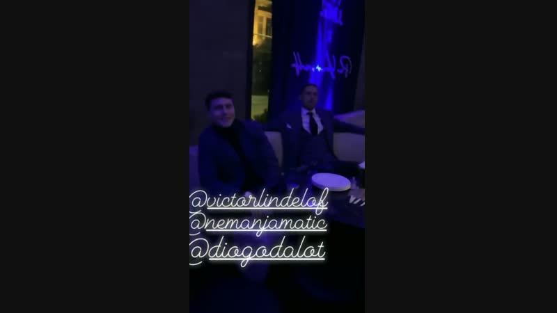 Pogba out with Lindelof, Matic Dalot