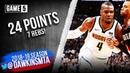 Paul Millsap Full Highlights 2019 WCSF Game 5 Nuggets vs Blazers - 24 Pts, 7 Rebs! | FreeDawkins