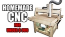 DIY CNC Router for Under $900 Free Plans Available