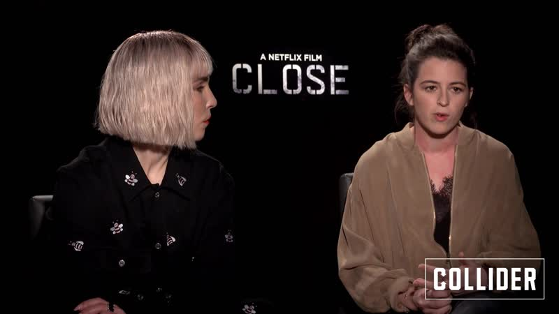 'Close': Noomi Rapace and Director Vicky Jewson on the Interesting Way They Edited the Film
