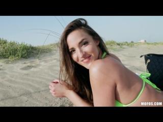 Amirah Adara - Beach Bum Babe [All Sex, Couples Fantasies, Amateur, новое порно секс видео vk]