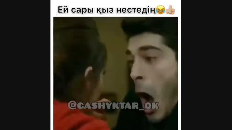 ҒАШЫҚТАР 170к TREND on Instagram Сары қыз 0 MP4 mp4