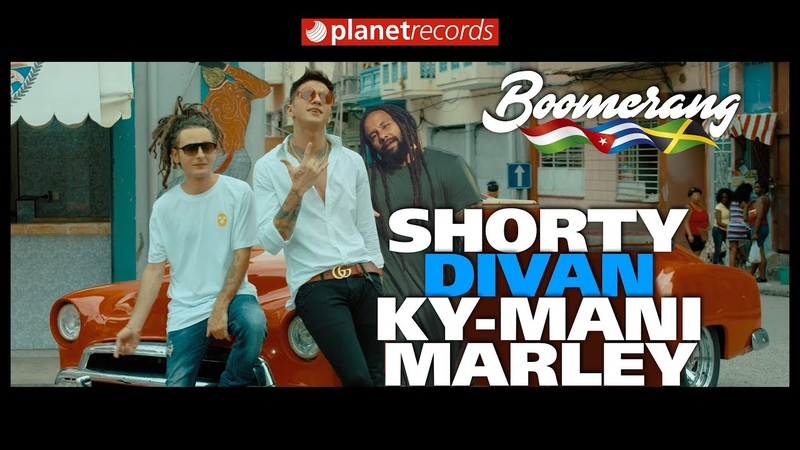 SHORTY ❌ DIVAN ❌ KY-MANY MARLEY - Boomerang (Official Video by Charles Cabrera) Reggaeton 2019