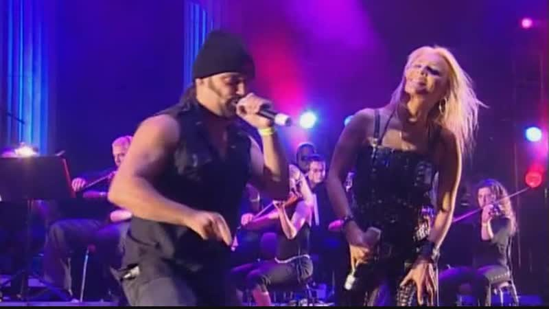 Doro feat Blaze Bayley-Fear Of The Dark(live wacken)-2004