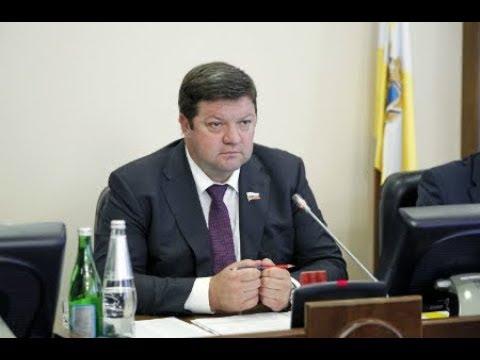 Ягубов Г.В. Председатель Думы Ставропольского края! Разговор об Уставе края