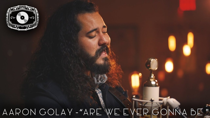 The Rye Room Sessions - Aaron Golay Are We Ever Gonna Be LIVE