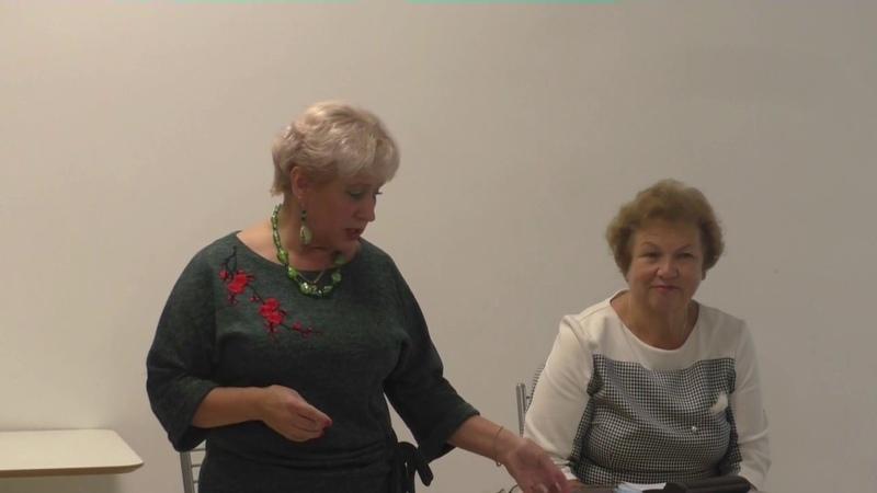 Православная Русь - музыкально-поэтический вечер в библиотеке Семеновская