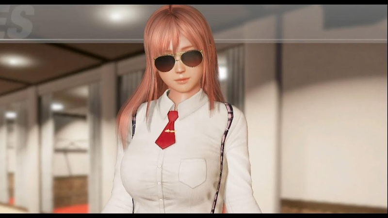 Dead or Alive 6 - Costumes and Accessory Customization (PS4, Xbox One, PC)