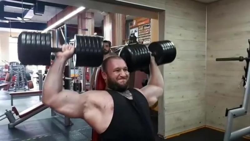 Дмитрий Свидовский на свободных весах