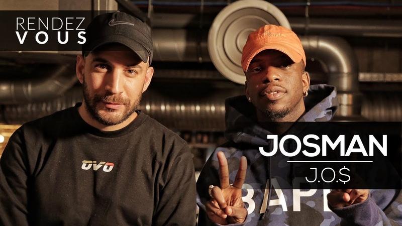 JOSMAN J.O.$ ( Nouveau statut, absence médiatique, Eazy Dew... ) - Interview Rendez Vous {OKLM TV}