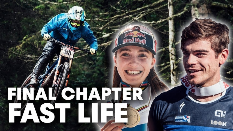 The Last Chance Saloon | Fast Life w/ Kate Courtney Finn Iles S2E7 mtb