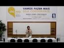 A Força das Palavras Início às 20h Marta Neves SBEBM