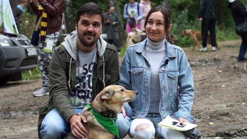 Мохнатый кросс Томск 9 сентября 2018