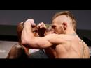 Взвешивание UFC on FUEL TV 9 Конор МакГрегор vs Маркус Бримейдж