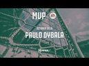 Paulo Dybala wins the Juventus October MVP award with EA Sports!