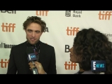 E! Live from the Red Carpet - Robert Pattinson Says